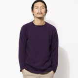 [スピナーベイト]BOMBERHEAT RAGLAN SWEAT CREW (102BH)