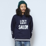 "[ダウンオンザコーナー]HOODED PULLOVER PARKA""LOST SAILOR"""