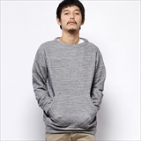 [ルールズピープス]12G Smile Wool Mock Neck