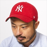 [フォーティー・セブン]Yankees Droper'47 CLEAN UP