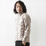 [アーキテーラー]radial quilt down jacket