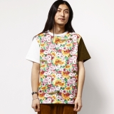 [アーキテーラー]LITTLE BOY FLOWER print T shirt