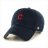 [フォーティー・セブン]Indians Base Runner'47 CLEAN UP Navy