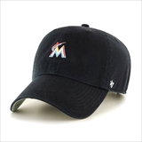 [フォーティー・セブン]Marlins Base Runner'47 CLEAN UP Black