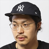 [フォーティー・セブン]Yankees Fixie Flip'47 BICYCLE CAP