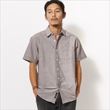 [ベニーゴールド]HAVANA SHORT-SLEEVE SHIRT