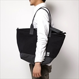 [チャムス]Carry Tote Bag Sweat Nylon