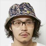 [クレ]REV. LEAF BUCKET HAT