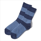 [デリシャス]My Loads Are Light for Delicious Border Socks