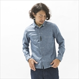 [エルネスト]DRIFT SHIRT CHAMBRAY