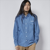 [エルネスト]LOVAC DENIM SHIRT