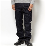 [エルネスト]EL FLAT DENIM PANTS
