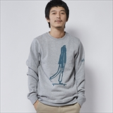 [エレメント]NAT RUSSEL CREW SWEATER