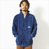 [エレメント]INDIGO FLEECE ZH