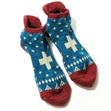 [フィクチュール:ficouture]Swiss Sneaker Socks 2