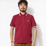 [フレッドペリー]TWIN TIPPED FRED PERRY SHIRT