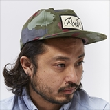 [ポーラ]UNSTRUCTURED CAMO CAP