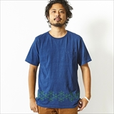 [ゴーヘンプ]SHORT SLEEVE POCKET TEE