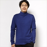 [ゴーヘンプ]SUN BLEND WARMER HI-NECK LONG SLEEVE TEE /SUN BLEND WARMER JERSEYGHC4285SBW