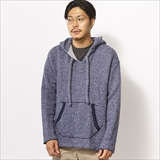 [ゴーヘンプ]AMIGO PARKA/SIRO ROVING FLEECE