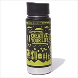 "[ゴーヘンプ]kanteen Bottle""CREATIVE YOUR LIFE""GOHEMP×KTCN"