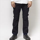 [ゴーヘンプ]SLIM RIB PANTS/10oz H/C STRETCH DENIM ONE WASHGHP1064DSO