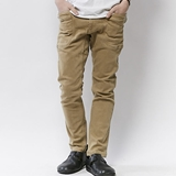 [ゴーヘンプ]VENDOR TAPERED SLIM PANTS