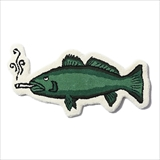 [グッドワース]SMOKING FISH RUG