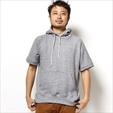 [ジムマスター]MADE IN CANADA Sweat Short-sleeve Pull-over Parka