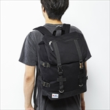 [ジムマスター]Metal-buckle Sweat Daypack