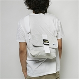 [ジムマスター]DECA metal-buckle Sweat Shoulder Bag