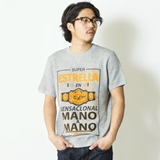 [ハオミン]MANO A MANO SWEAT T-SHIRT