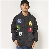 [ハオミン]WWE LEGEND WAPPEN NYLON JACKET