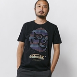 [ハオミン]HAOMING×GALAXIAN Tshirt