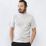 [ヘルスニット]Max Weight Mock-neck T