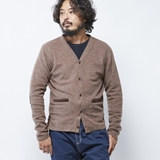 [アイリーライフ]URBAN KNIT CARDIGAN