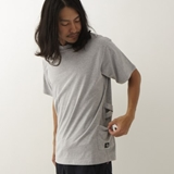 [イントゥーザローカル:INTO THE LOCAL]SIDE POCKET S/S TEE