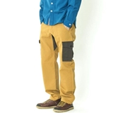 [マウンテンマニア:Mountain Mania]CANVAS CARGO PANTS