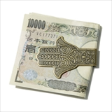 [モンロー]MONEY CLIP FATIMA
