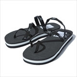 [ノマド]SAVE BEACH WARAJI STAMP SANDAL