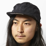 [ポーラ]TAPED SEAMS NYLON FLOPPY CAP