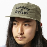 [ポーラ]ROAMERS AND SEEKERS NYLON FLOPPY CAP