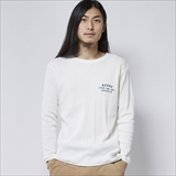 "[ロアーク リバイバル]""LOCAL SAVAGES"" THERMAL LONG SLEEVE TEE"