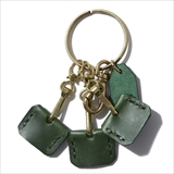 [ローター]Buttero Leather Key Holder
