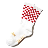 [ルツボ]RUTSUBO×I&ME CHECKER SOX Ver2