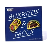 [ルツボ]BURRITOS&TACOS PINS SET(RUTSUBO×ALLRAID Inc.)