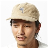 [ルツボ]PALM TREE 6PANEL CAP