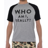 [ロックス]ROKX MMA WHO AM I,REALLY TEE