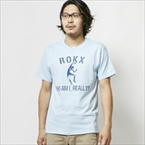 "[ロックス]S/S TEE""WHO AM I,REALLY?"""