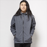 [スワーブ]fully seam-sealed waterproof jacket